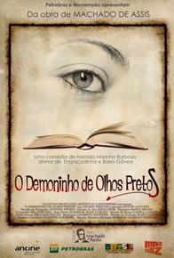 O_Demoninho_de_Olhos_Pretos